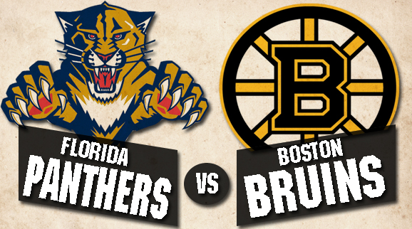Bruins panthers home