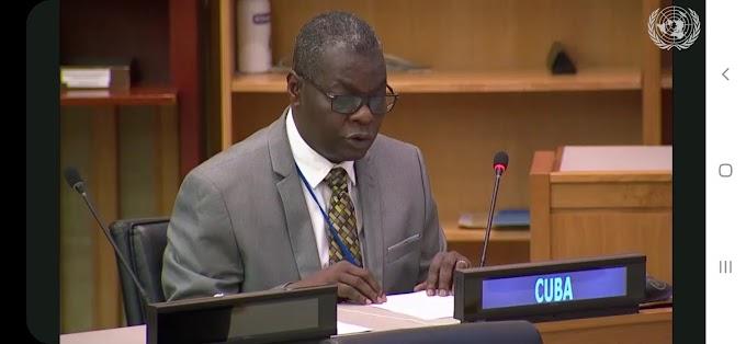 Cuba elegida como Vicepresidenta del Comité de Descolonización de NNUU.