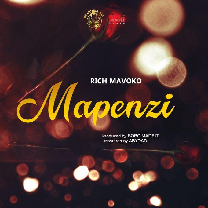 AUDIO: Rich Mavoko – Mapenzi   Download
