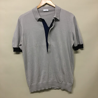 Jil Sander Knit Polo Shirt