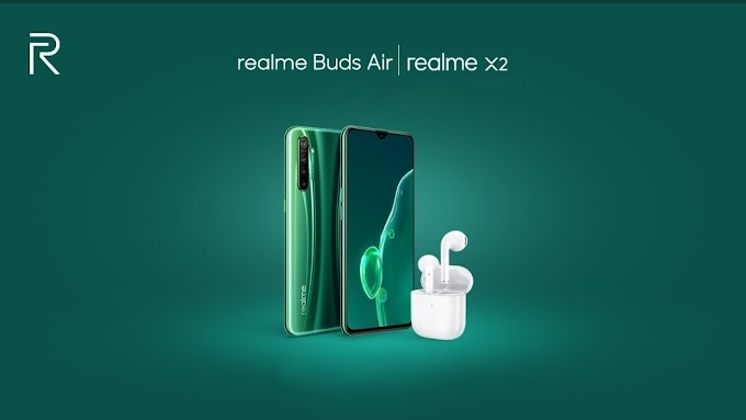 Realme Buds Air And Realme X2 Launched In India