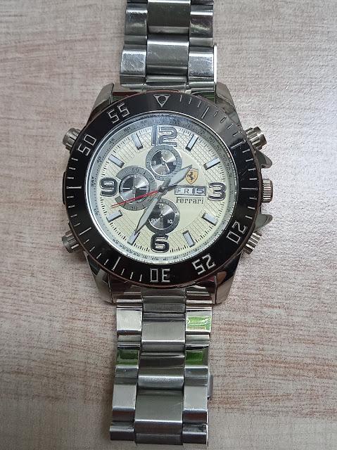 Cara merubah hari tanggal jam tangan mekanik