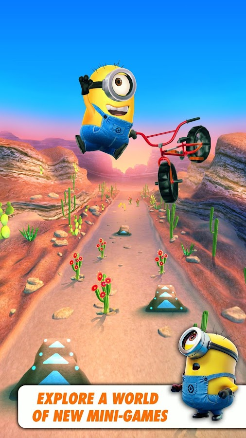 Screenshots of Despicable Me for Android