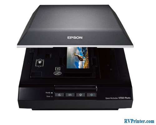 All about Epson V550 Scanner Driver