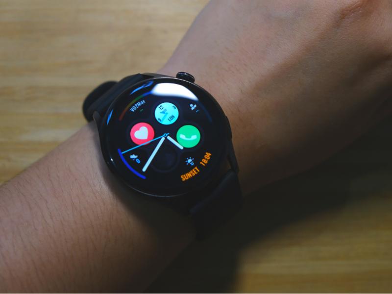 Patty Villegas - The Lifestyle Wanderer - Huawei Watch 3 - Default Watch Face