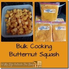 Batch Butternut Squash