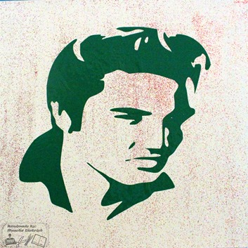 Canvas Elvis Presley 2