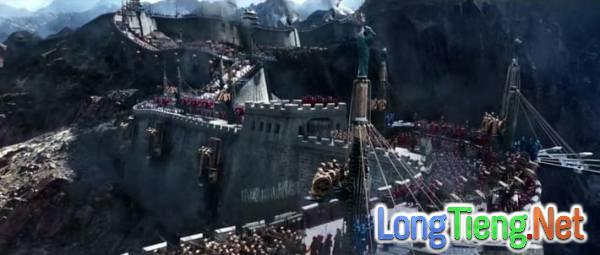 Những lý do không thể bó qua của siêu phẩm hành động The Great Wall - Ảnh 2.