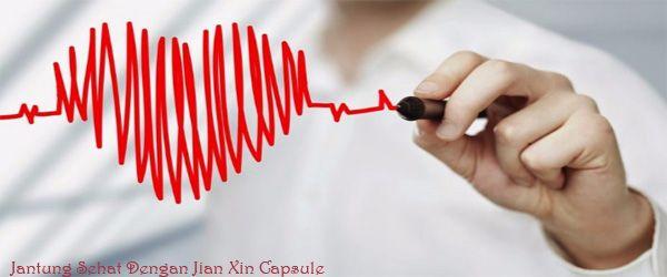 Jantung Sehat Dengan Jian Xin Capsule