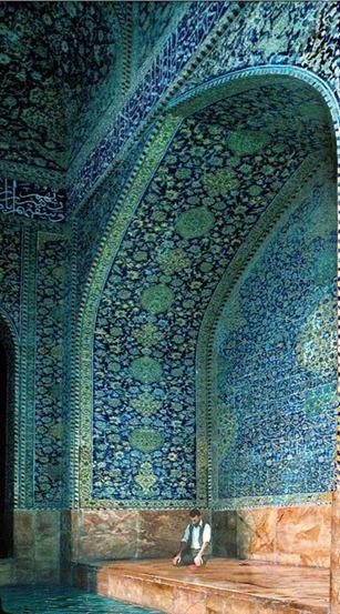 Masjid-e-Shah, Isfahan