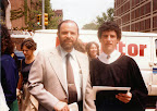 Barron, at his graduation from the University of Pennsylvania, with his father, May 1982.<br /> - - - - -</p> <p>In The Good Doctor: A Father, a Son, and the Evolution of Medical Ethics (2014, Beacon Press), Dr. Barron Lerner tells the story of the two men, who practiced medicine in very different times.