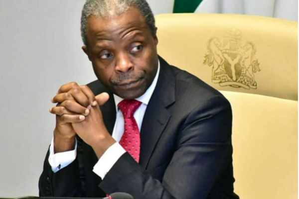Osinbajo charges Nigerian Army to regard human rights standards in operations