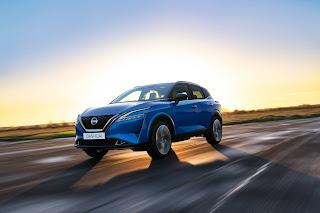 2021 Nissan Qashqai, è arrivata la terza generazione