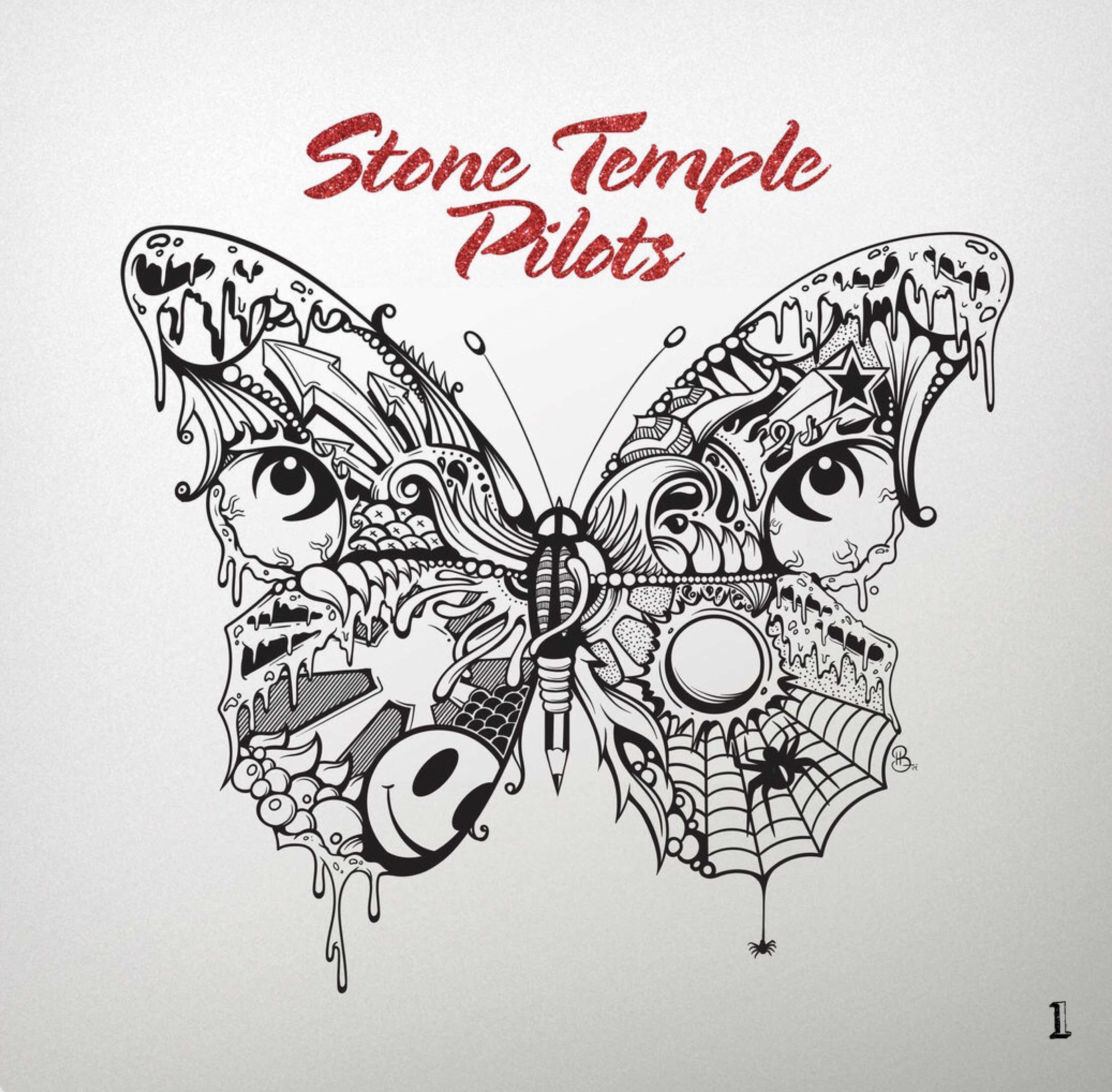 """Stone Temple Pilots """"Stone Temple Pilots"""""""