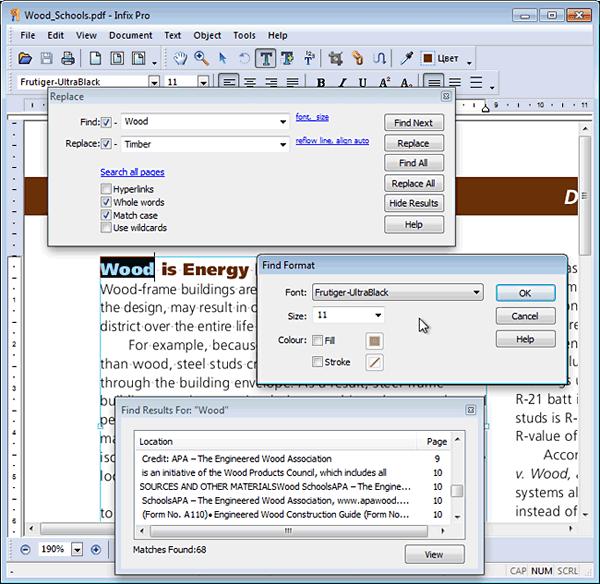 Iceni Technology Infix PDF Editor Pro 7.3.2