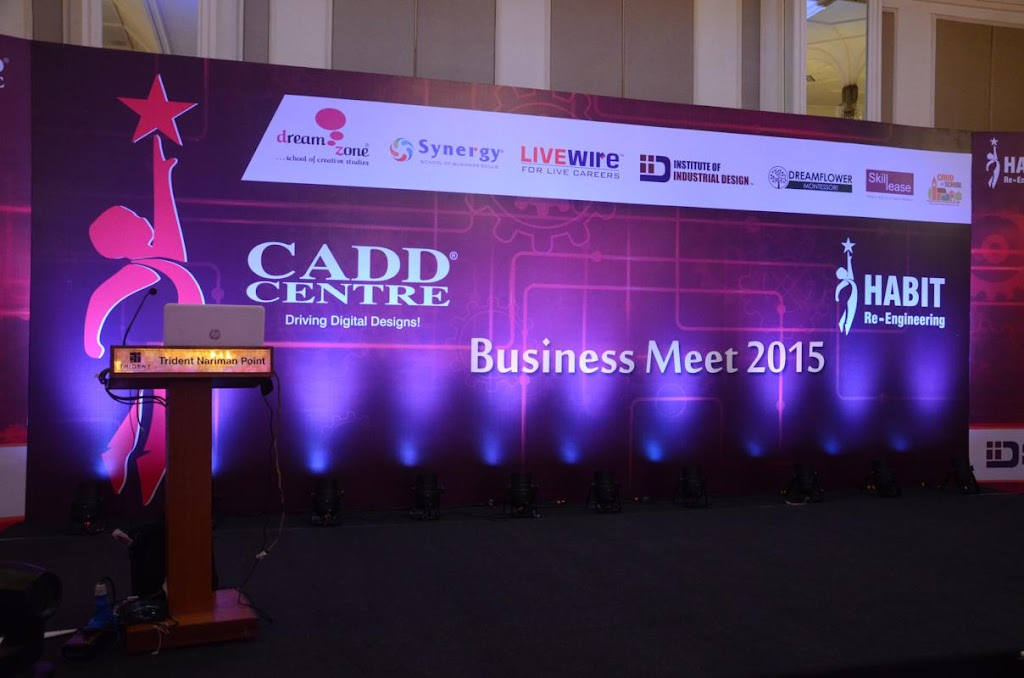 CAD Centre - Business Meet 2015 - 11