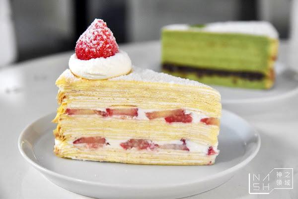 高雄千層蛋糕|瑪琪朵朵 千層蛋糕高雄名店(堅定使用林鳳營入料)