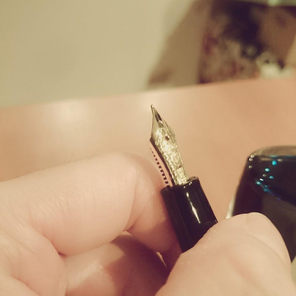 万年筆-ペン先