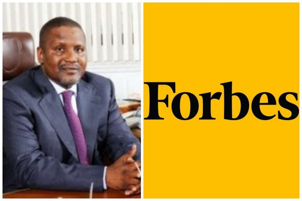 2019 Forbes list: Checkout Top 21 richest men in Africa