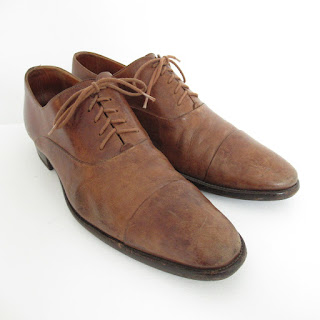 Hermès Oxford Shoes