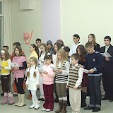 2009 Templombúcsú - Gyermekek előadása-ms