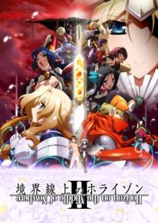 Kyoukai Senjou no Horizon II - Horizon in the Middle of Nowhere 2 - Đường Chân Trời Bên Trên Ranh Giới phần 2