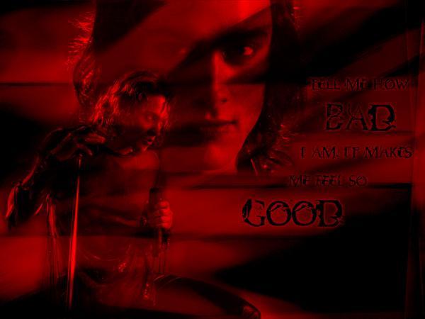 Badboy Qotdwall, Demons