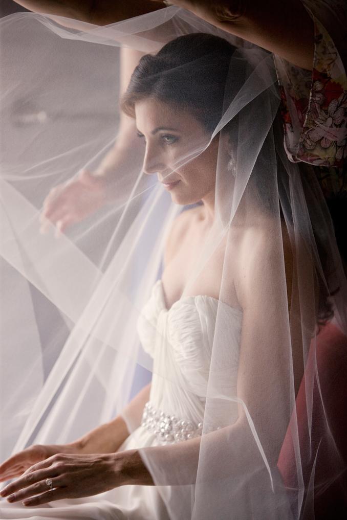 bride's veil STUDIO 1208
