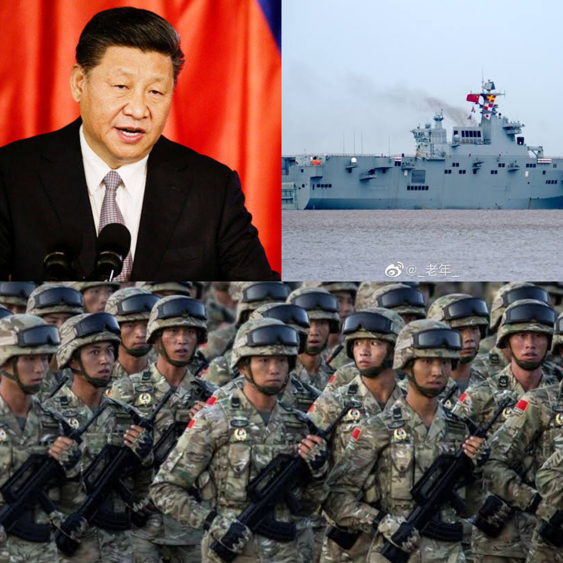 China plans to overwhelm and takeover Taiwan with it's military within the next six years - US military warns