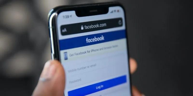 استعادة كلمة مرور حساب Facebook المميزة
