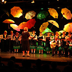 Gala por África - Puebla de la Calzada