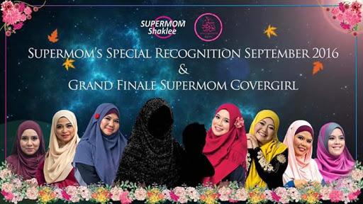 Kisah Disebalik Kemenangan Juara Supermom Covergirl Musim Pertama, Pengedar Shaklee Ipoh, Set Hamil Shaklee, Set Menyusu Shaklee, Set kurus.