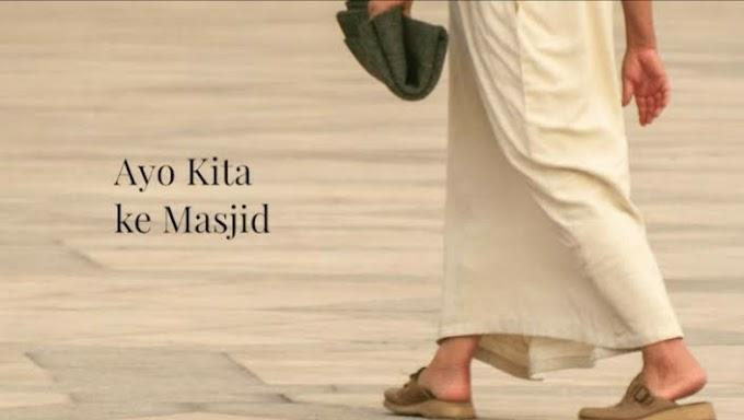 Adab pergi ke masjid