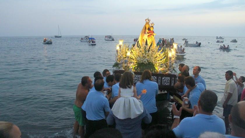 Tradición y devoción para celebrar la festividad de la Virgen del Carmen