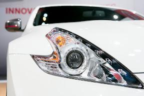 Nissan 370Z Nismo Headlight