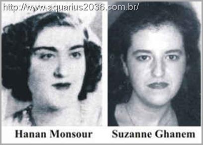 A reencarnação de Hanan Monsour como Suzanne Ghanem