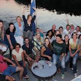 DAS Groningen Lustrum feest Princenhof rondvaardij Earnewald