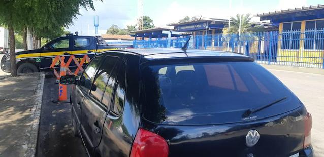 Dois veículos são recuperados pela PRF no oeste da Bahia