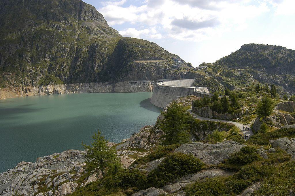 Lago de Emosson