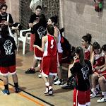 Amistoso Benifaio -NBA Cadete F