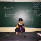 Magnetic Force-Science Activity (Grade III) 09.02.2015
