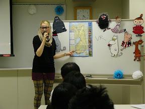 「フィンランドの魅力を訪ねる」講座