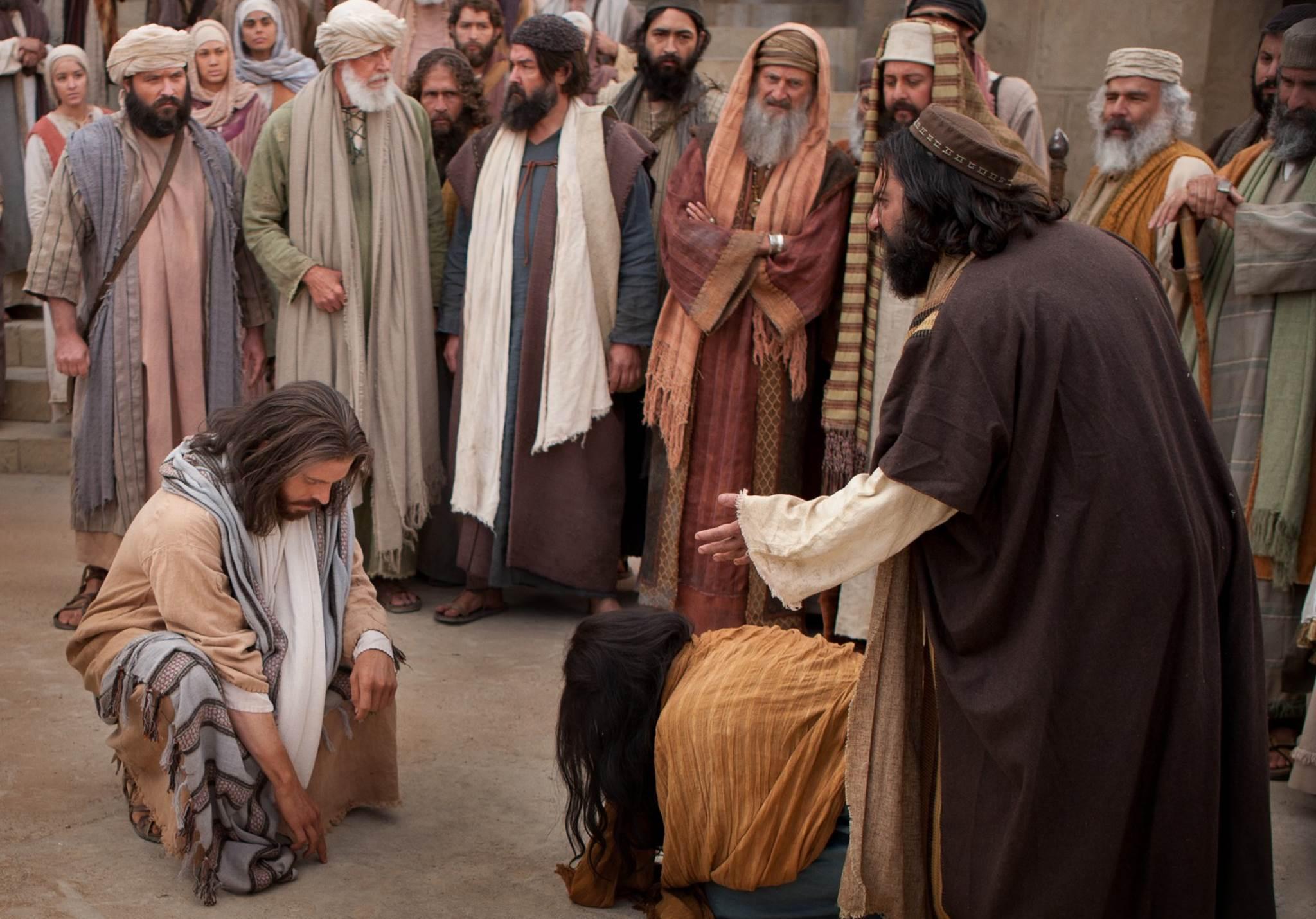 Đừng phạm tội nữa (22.3.2021– Thứ Hai Tuần 5 Mùa Chay)