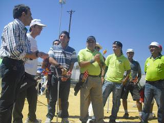 3ª tirada liga interna 2011, 5 junio.