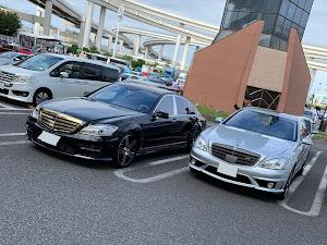 Sクラス W221 AMGスポーツエディション モカブラックのカスタム事例画像 たちせ Club Zeroさんの2019年09月15日23:34の投稿