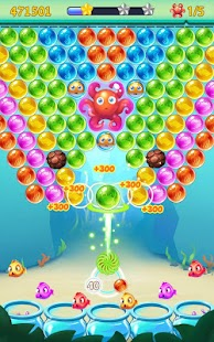 Bubble Shooter Diving