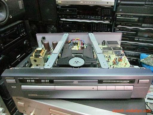 Audio tuyển chọn, Amplifer, CD, Loa, Súp cập nhật thường xuyên.