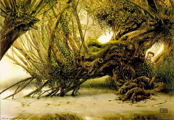 Isdahowe Old Willow, Fantasy Scenes 1