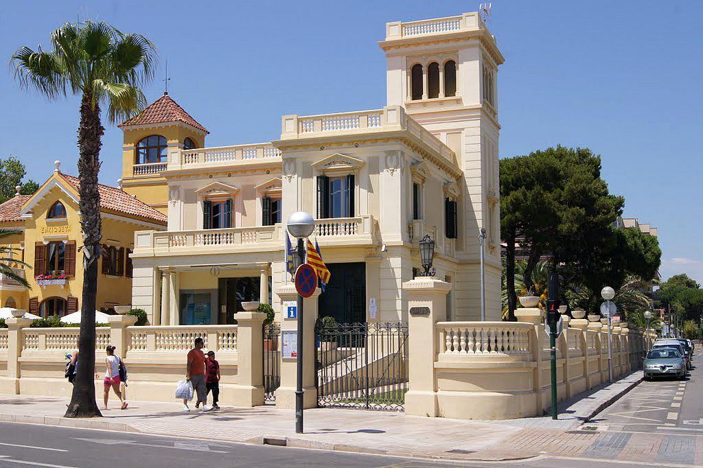 Отдых на Costa Dorada и немного Валенсии
