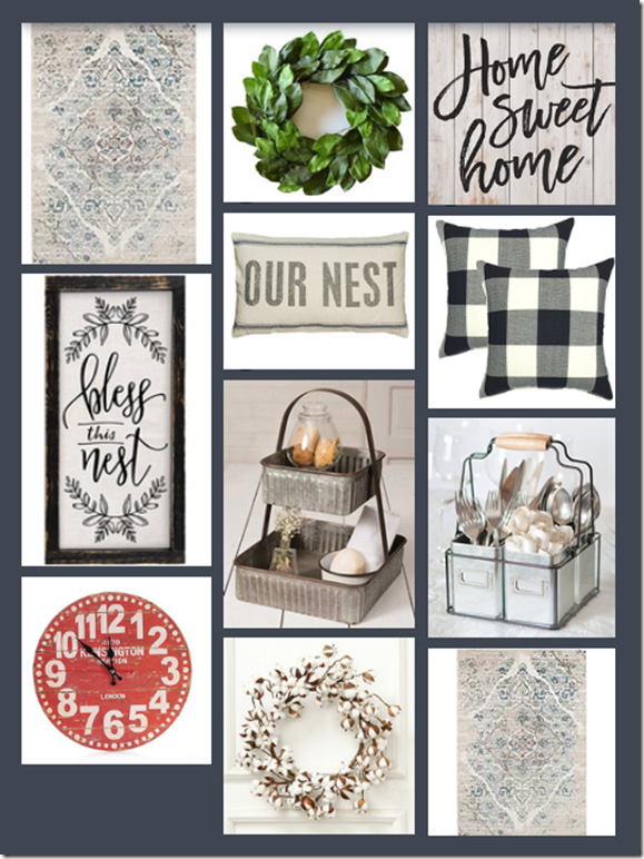 fabulous farmhouse finds found on Amazon, farmhouse, farmhouse style, cottage, cottage style, diyDesignFanatic.com